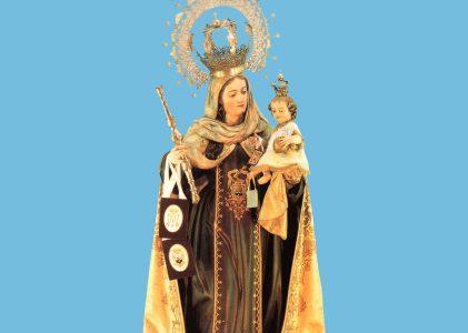 Nuestra Señora del Carmen: encuentro con Dios desde la vida interior