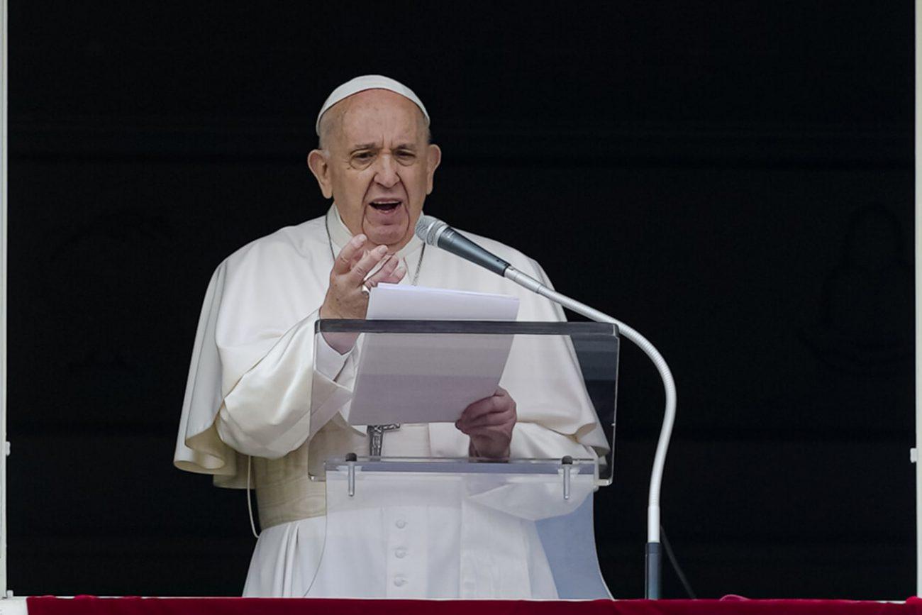 Dejar de culpar a los demás y de quejarse por todo: Papa Francisco en el Ángelus