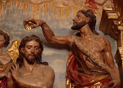Natividad de San Juan Bautista, profeta y precursor de Cristo