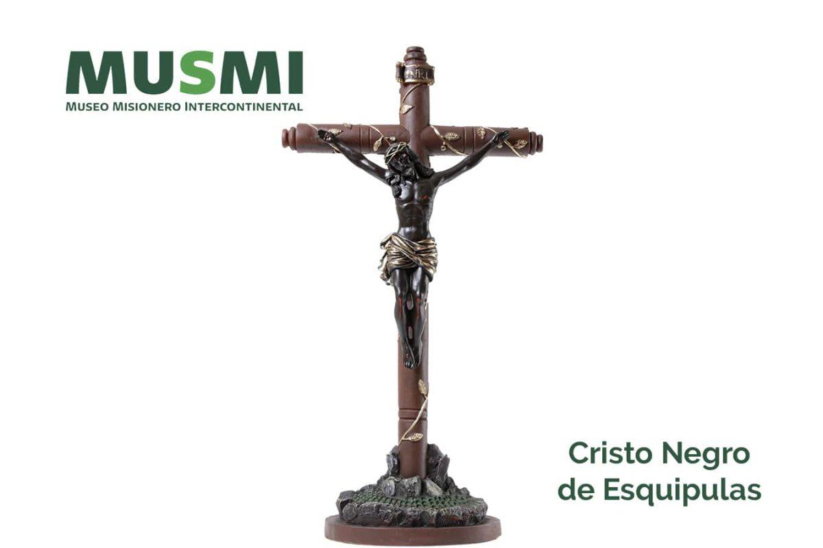 Cristo Negro, venerado más allá de Esquipulas