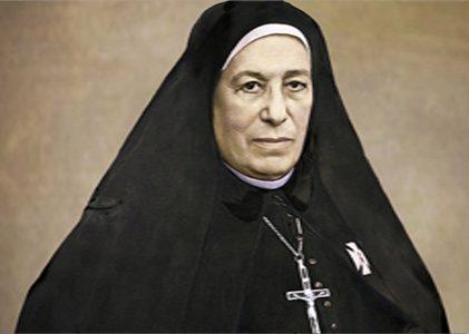 Santa María de Jesús Sacramentado Venegas, fundadora de las Hijas del Sagrado Corazón de Jesús