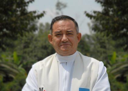 El padre José Luis Ochoa Vega, MG, fue llamado a la Casa del Padre.