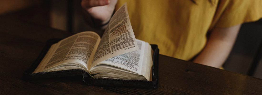 Cápsulas de fe: ¿por qué creer en la Biblia?